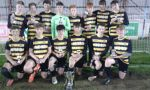Twyford Taunton League Cup Winners Under 15's 2018