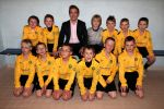 Twyford Spartans Under 10s 2011-2012 Team and Sponsor